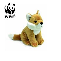 WWF Plüschfigur Plüschtier Fuchs (10cm)