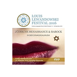 Louis Lewandowski Festival 2016, 1 DVD