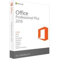 Microsoft Office Professional Plus 2016 ESD DE Win