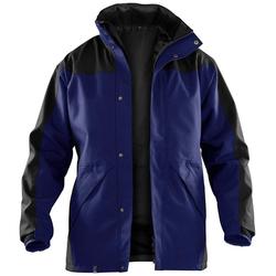Kübler Arbeitsjacke SKYTEX® PSA 1 atmungsaktiv und wind- und wasserdicht blau M