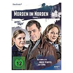 Morden im Norden - Staffel 1 - DVD  Filme
