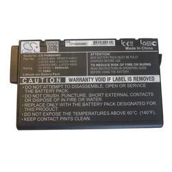 vhbw Li-Ion Akku 6600mAh (10.8V) für Micron Transport GX, Transport GX2, Transport GX3, Transport VX wie Li202S-60A, Li202SX-66C, u.a..
