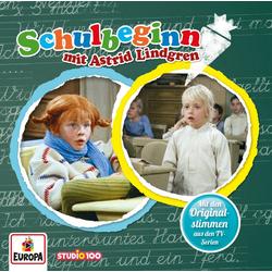 Pippi Langstrumpf & Michel - Schulbeginn mit Astrid Lindgren