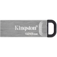Kingston DataTraveler Kyson USB-Stick 128 GB USB 3.2 Gen 1 (3.1 Gen 1) Silber