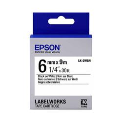 Epson Beschriftungsband LK-2WBN