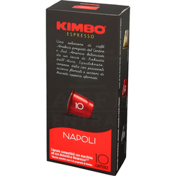 Kimbo Napoli, 10 Kapseln NES