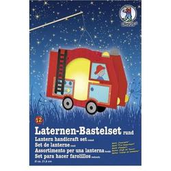 Laternen-Bastelset 12 'Feuerwehr'