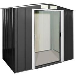 Tepro Metallgerätehaus ECO 6x4 anthrazit