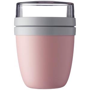 "Mepal Lunchpot ""To Go""  Ellipse ¦ rosa/pink ¦ Kunststoff Ø: 10.7"