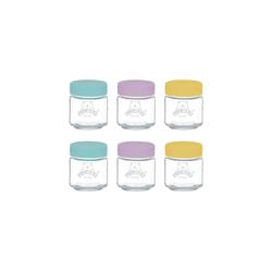 KILNER Gläser-Set, Glas 110 ml