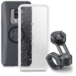 SP Connect Moto Bundle Samsung Galaxy S9/S8 Smartphone Mount, black, Größe One Size