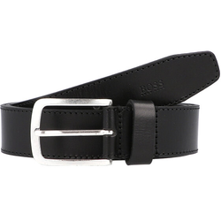 Boss Jor Gürtel Leder black 105 cm