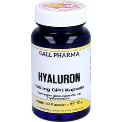 HYALURON 100 mg GPH Kapseln 60 St.