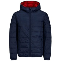 JACK & JONES Magic Puffer Jacket navy blazer L