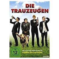Die Trauzeugen - DVD  Filme