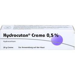 HYDROCUTAN Creme 0,5% 20 g