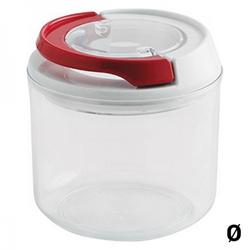 Topf Quid Dry-Box Durchsichtig Kunststoff