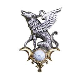 Adelia´s Amulett Briar Bestiarium, Barghest - Für andersweltliches Wissen