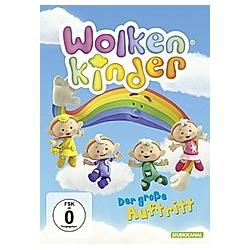 Wolkenkinder: Der große Auftritt - DVD  Filme