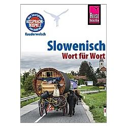 Slowenisch - Wort für Wort. Alois Wiesler  - Buch