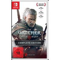 The Witcher 3: Wild Hunt - Complete Edition (USK) (Nintendo Switch)