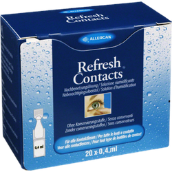 REFRESH Contacts Augentropfen 20X0.4 ml