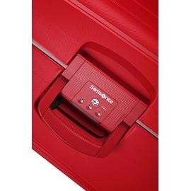 Samsonite S'Cure 4-Rollen 69 cm / 79 l crimson red