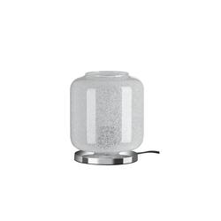 Briloner Tischleuchte 7011-018 in Kristalloptik, 21,5 cm