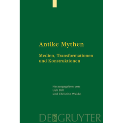 Antike Mythen als Buch von