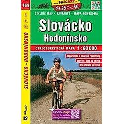 SC 169 Slovacko. Hodoninsko 1 : 60 000 - Buch