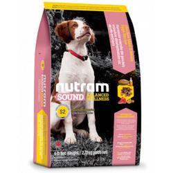 Nutram Sound Balanced Wellness Puppy S2 Hundefutter 2 x 11,4 kg