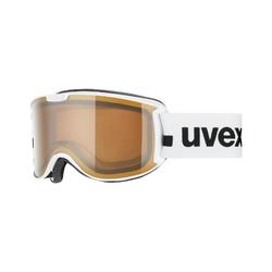 Uvex Skibrille skyper P weiß