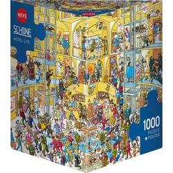 Hotel Life Puzzle 1000 Teile