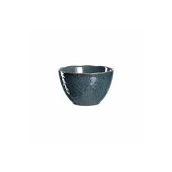 LEONARDO Schale MATERA Keramikschale 15,3 cm blau, Keramik, (1-tlg)