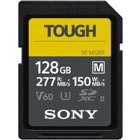 Sony SDXC SF-M Tough 128GB Class 10 UHS-II V60