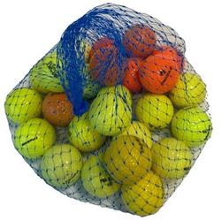 'Lakeballs Marken Mix bunt 25er Netz Qualität AAA/AA'
