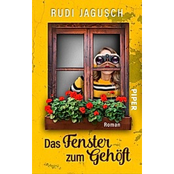 Das Fenster zum Gehöft. Rudolf Jagusch  - Buch