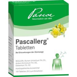 PASCALLERG Tabletten 100 St
