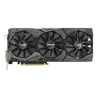 Asus ROG STRIX GeForce GTX 1070 O8G Gaming 8GB GDDR5 1632MHz (90YV09N0-M0NA00) ab 483.82 € im Preisvergleich