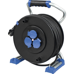 Kabeltrommel Xperts 320mm, 40m, H07RN-F 3G2,5, IP44, DGUV-I 203-006