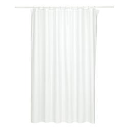 Duschvorhang Largo 30%EVA/70%PE weiß 180,0x200,0cm