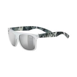 Uvex Sonnenbrille weiß