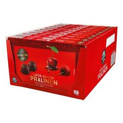 Schokoliebe Edition Likör Kirschpralinen 250 g, 10er Pack