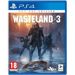 Wasteland 3 Day One Edition - PS4 [EU Version]