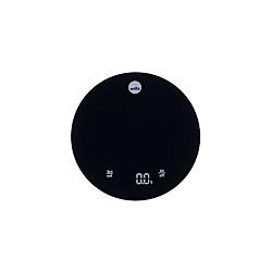 WILFA Küchenwaage SVART  mit LED-Anzeige  mit Bluetooth  WSS-2  schwarz
