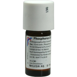 PHOSPHORUS D 6