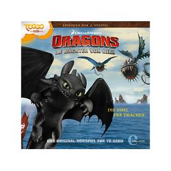 Dragons-Die Wächter Von Berk - Dragons Die von 02: Insel der Drachen (CD)