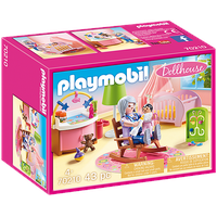 Playmobil Dollhouse Babyzimmer 70210