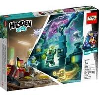 Lego Hidden Side J.b.´s Geisterlabor 70418