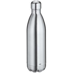 CILIO Isolierflasche ELEGANTE 1,0 Liter Edelstahl Trinkflasche